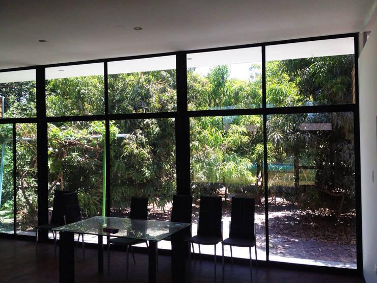 Vista Interior: Comedores de estilo  por Constructora CONOR Ltda - Arquitectura / Construcción