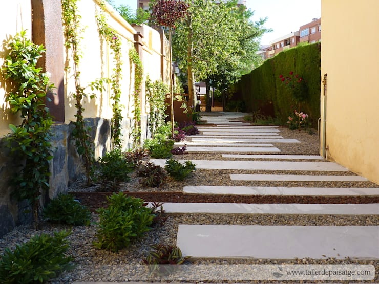 Garden by Taller de Paisatge