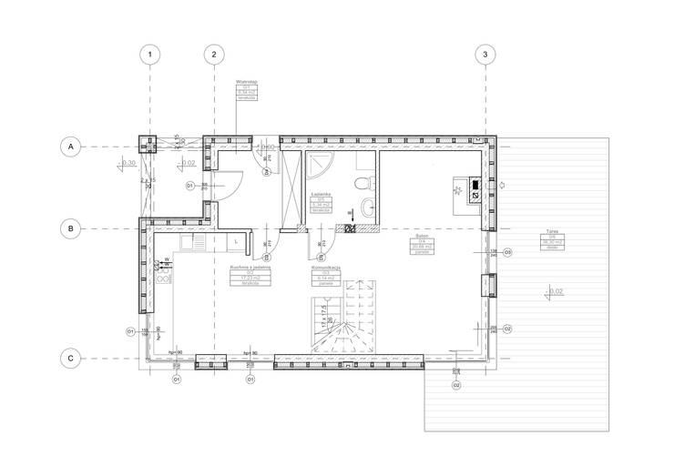 Дома в . Автор – 2L_studio