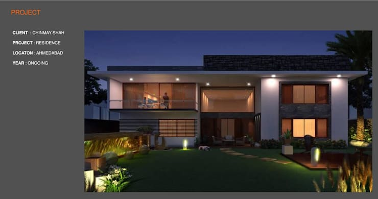 Ujjval Fadia Company Profile:  Houses by Ujjval Fadia Architects & Interior Designers