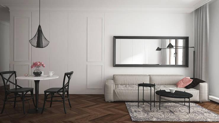 Ruang Keluarga by KAEL Architekci