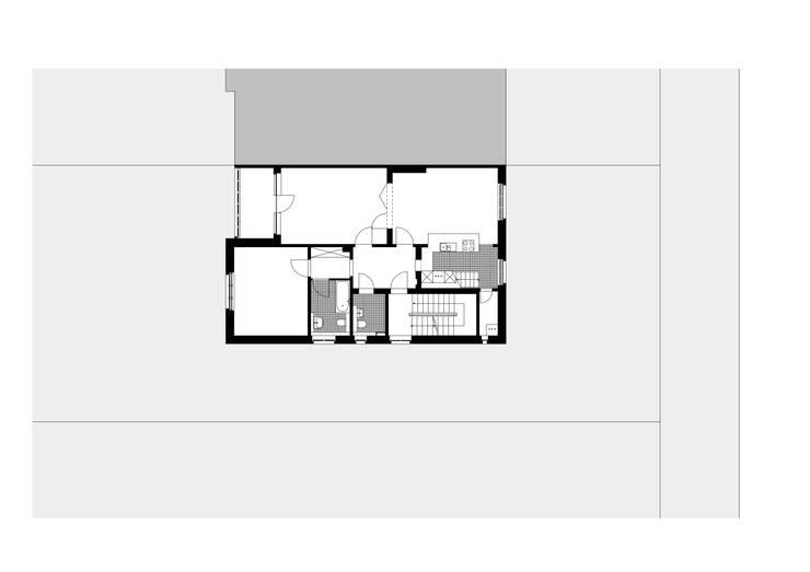 first floor:   by brandt+simon architekten