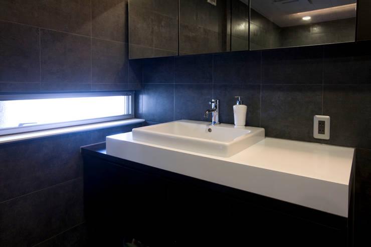 Modern bathroom by Franka Modern
