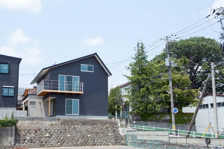Дома в . Автор – 清建築設計室/SEI ARCHITECT