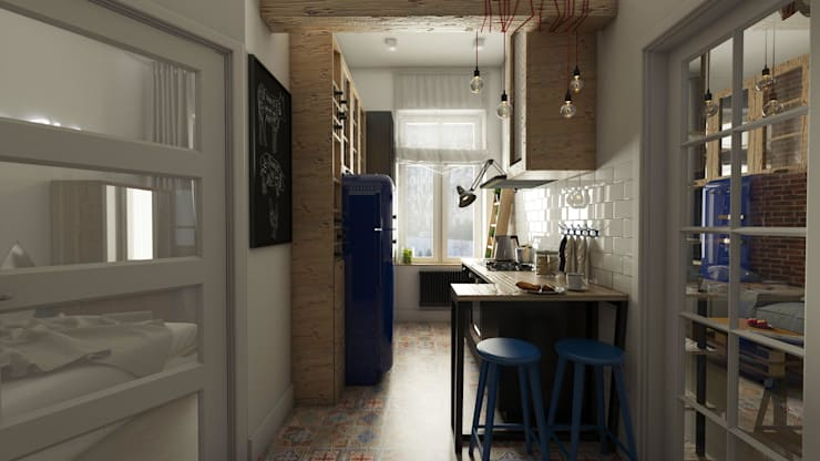 Kitchen by emc|partners