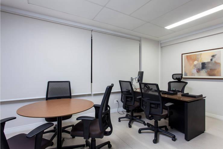 Maria Julia Faria Arquitetura e Interior Designが手掛けたオフィスビル