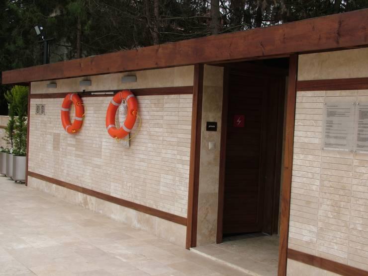 Klassische Hotels von Gürsoy Kerestecilik Klassisch Holz Holznachbildung
