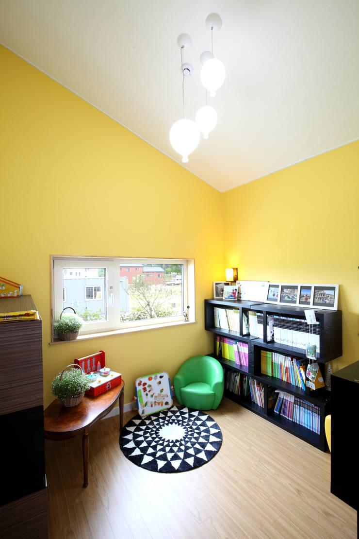 Детские комнаты в . Автор – 주택설계전문 디자인그룹 홈스타일토토
