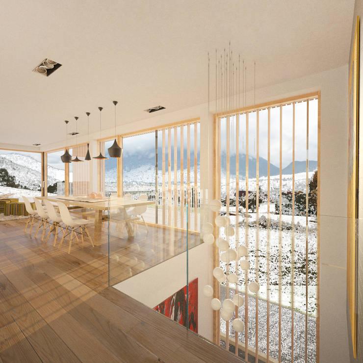 شبابيك  تنفيذ AL ARCHITEKT - Architekten in Wien