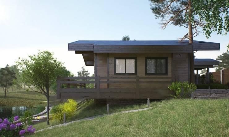 Houses by META-architects архитектурная студия