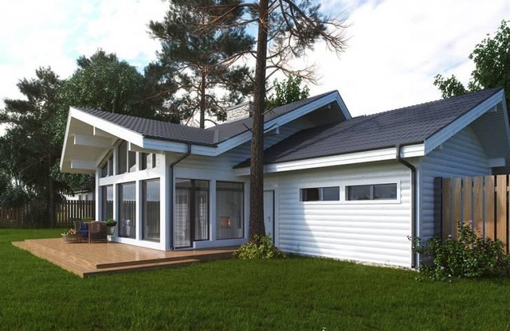 Garage/shed by META-architects архитектурная студия