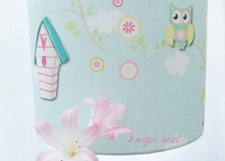 OWL: Quarto de crianças  por Magic Nest