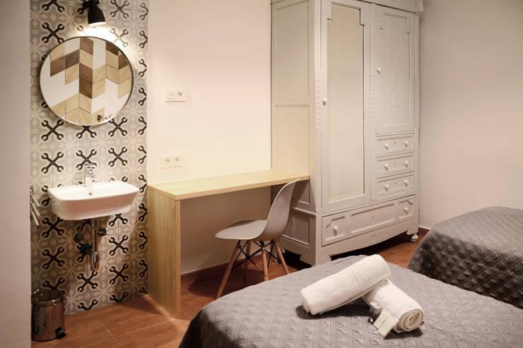 غرفة نوم تنفيذ odea