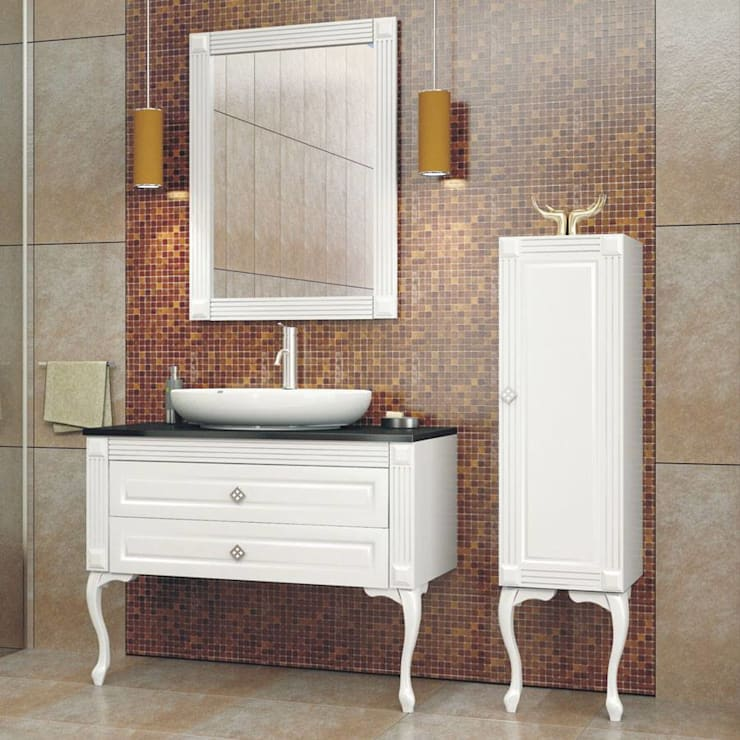 NİL DEKOR  – NİL DEKOR ŞANLIURFA: klasik tarz tarz Banyo