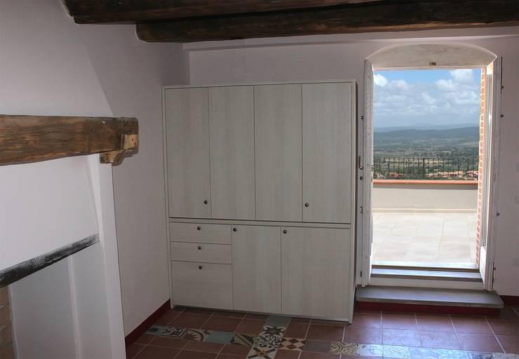 Mini Cucina a scomparsa monoblocco cm.165 con ante - Mini cucine per ...