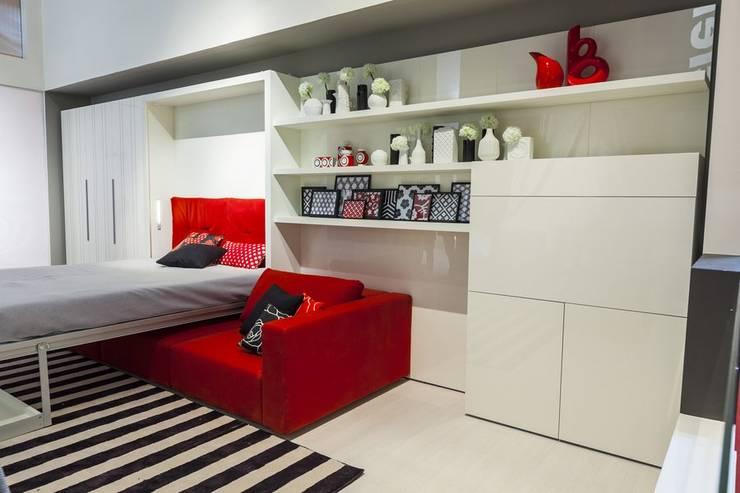 Wohnzimmer von SIZEDESIGN SMART KITCHENS & LIVING