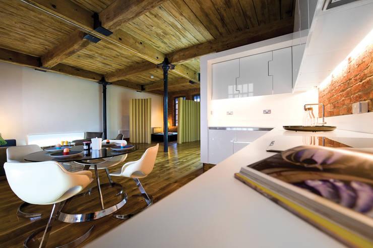 modern Kitchen by Studio Maurice Shapero