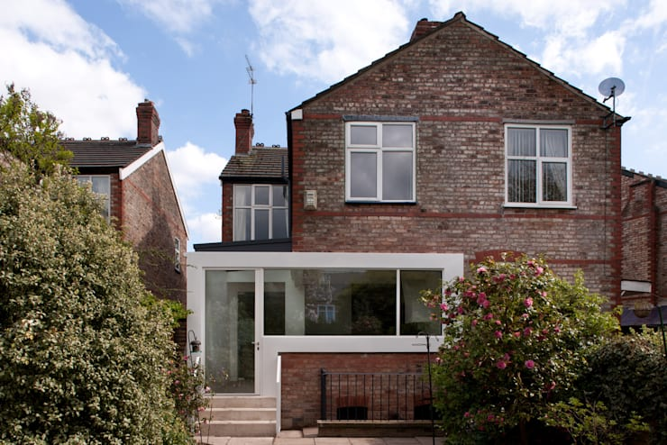 Dudley Road in Manchester:  Houses by Studio Maurice Shapero