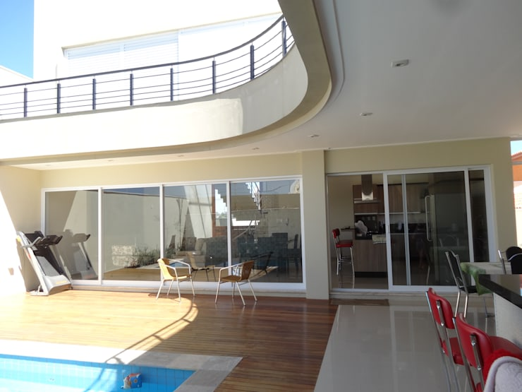 Casa SN: Casas  por Lozí - Projeto e Obra