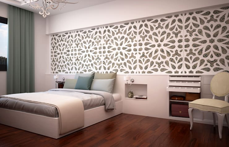 Bedroom by A3D INFOGRAFIA