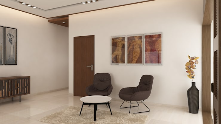 Foyer Area:   by Ghar360