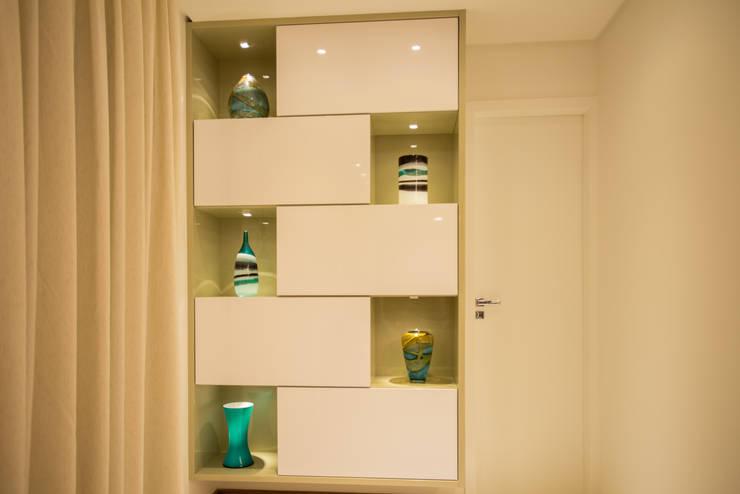 Salones de estilo  por L2 Arquitetura