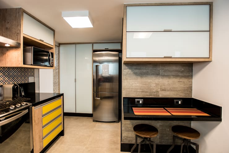 Kitchen by L2 Arquitetura