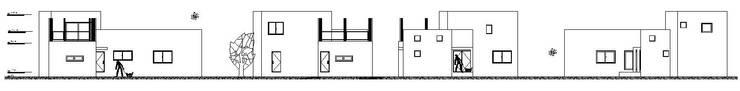 월평리 주택: 이륙의
