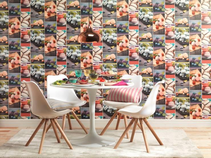HannaHome Dekorasyon  – Tiles & More XIII ile evinizin kalbine yolculuk…:  tarz Duvar & Zemin