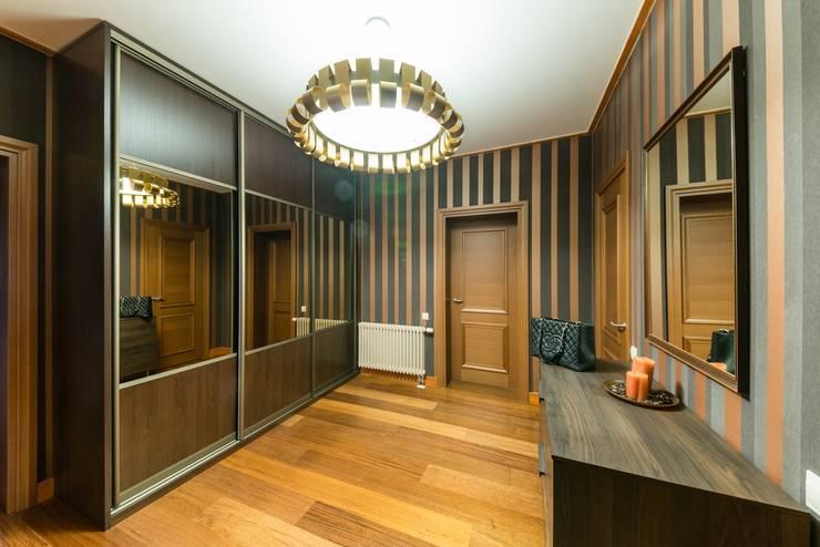 Corridor & hallway by ARK BURO