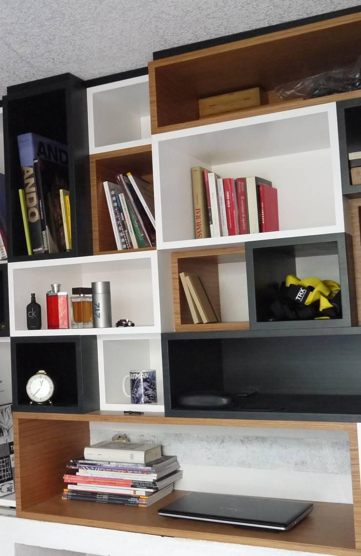 """Librero """"Padme"""": Estudio de estilo  por Eidética"""