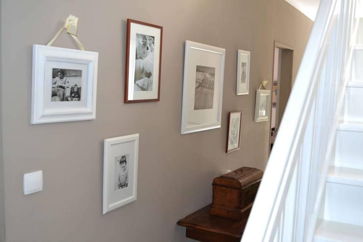 Projekty,  Ściany zaprojektowane przez Courants Libres
