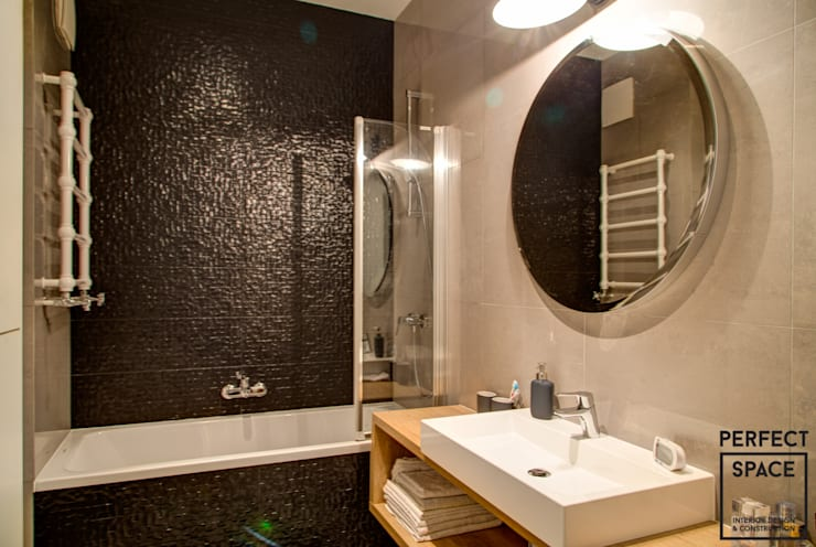 Bathroom by Perfect Space