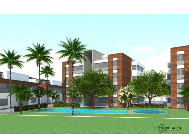 Condomínio Prestige Village — em Cabo Delgado, Pemba.:   por Esfera de Imagens Lda
