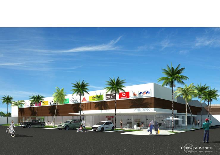 Bahia Comercial - proposta — em Pemba, Cabo Delgado.:   por Esfera de Imagens Lda