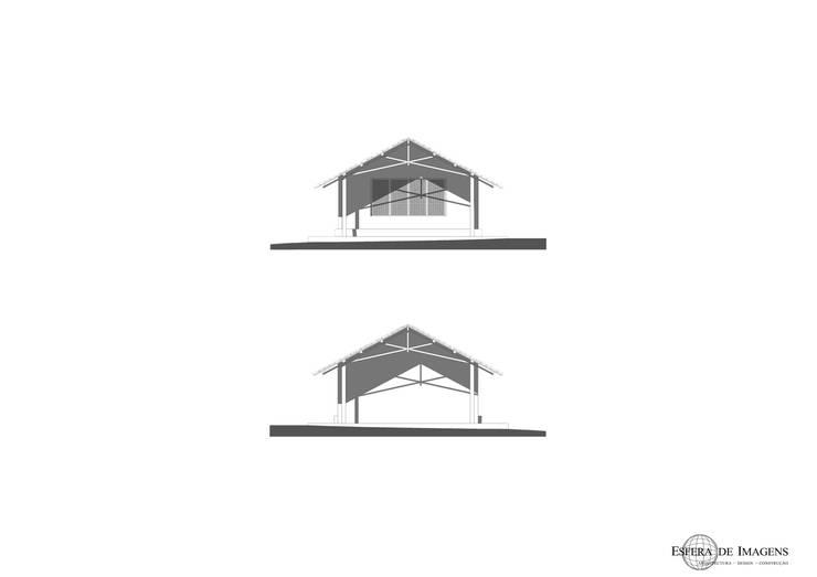Biblioteca para Escola de Impire — em Impire, Cabo Delgado, Moçambique.:   por Esfera de Imagens Lda