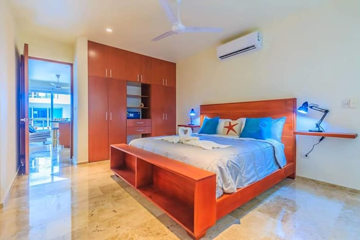 modern Bedroom by Natureflow®