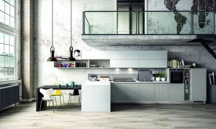 Projekty,   zaprojektowane przez Casa Più Arredamenti