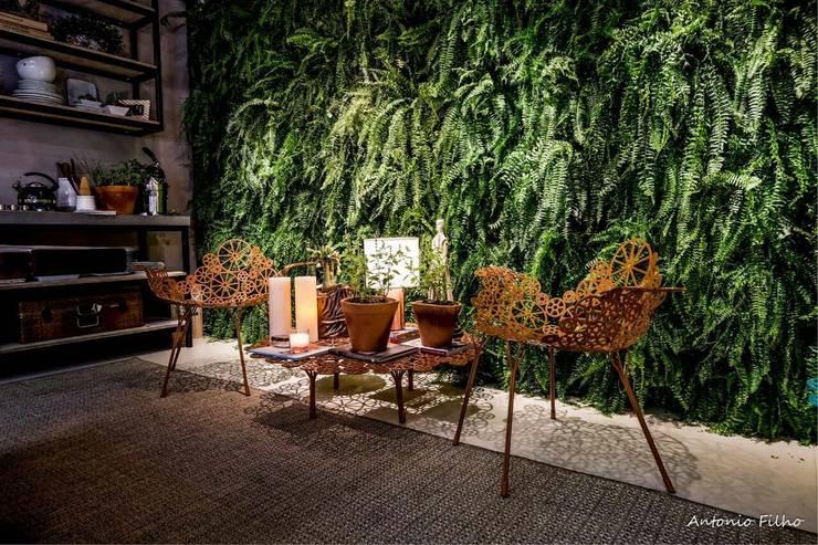 modern Garden by Rafaela Dal'Maso Arquitetura