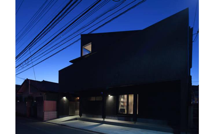 さんかくテラスの家: 株式会社Fit建築設計事務所が手掛けた家です。