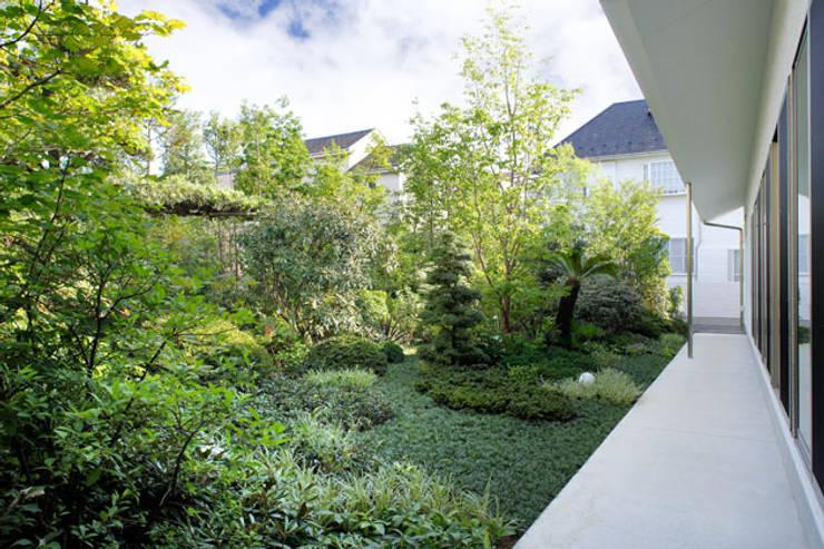 株式会社Fit建築設計事務所의  정원