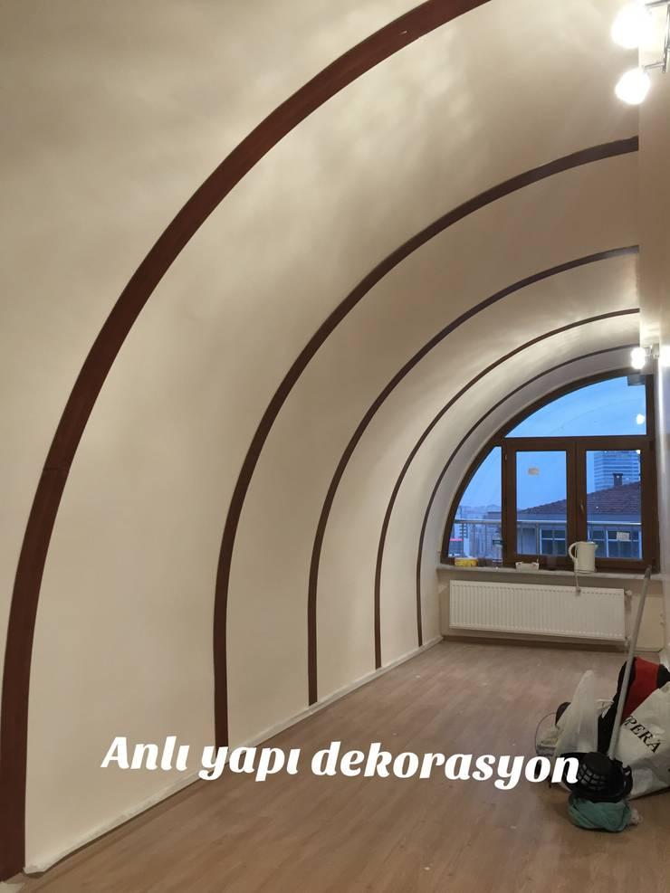 par anlı yapı dekorasyon Moderne