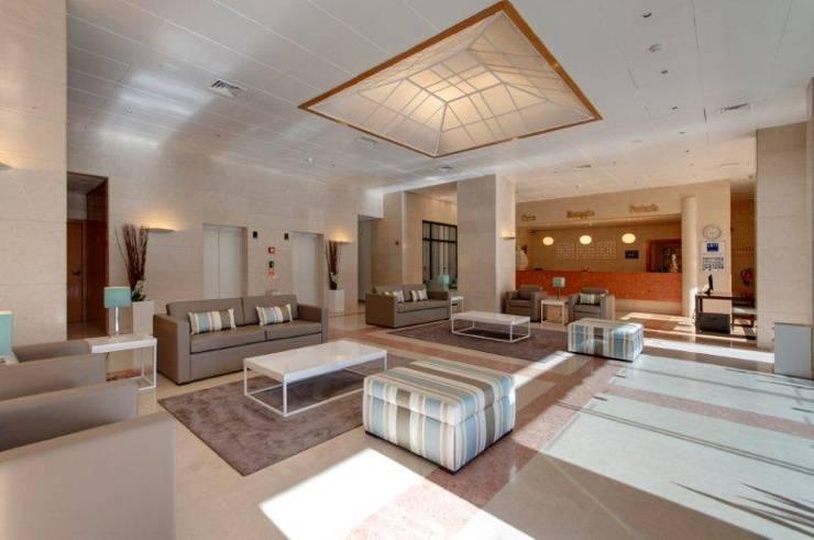 DECORAÇÃO HOTEL TRYP MONTIJO – PARCERIA ARQUITECTA EDUARDA ALMENDRA:   por ROSA PURA HOME STORE