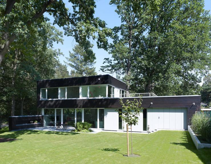 Projekty,  Domy zaprojektowane przez Justus Mayser Architekt