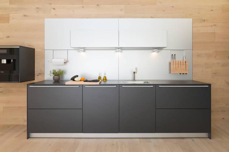 minimalistic Kitchen by étoile architecture intérieure