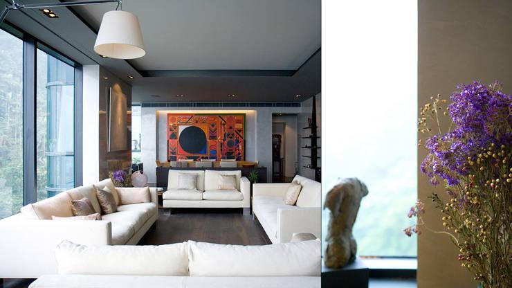 Salon de style  par FAK3, Moderne