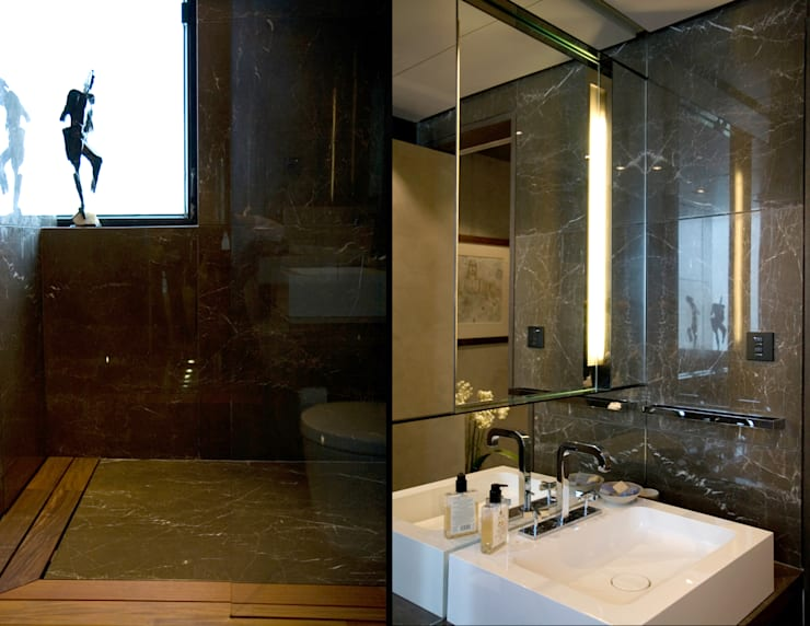 Salle de bain moderne par FAK3 Moderne