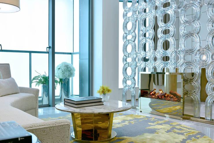 CAPRI:  Living room by FAK3, Modern