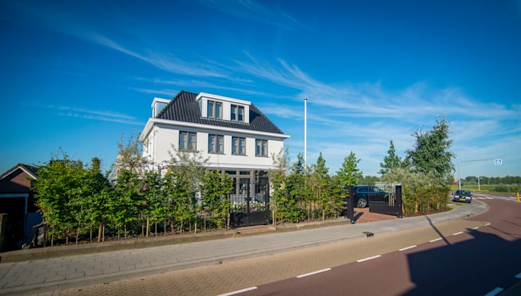 Houses by Brand I BBA Architecten, Classic