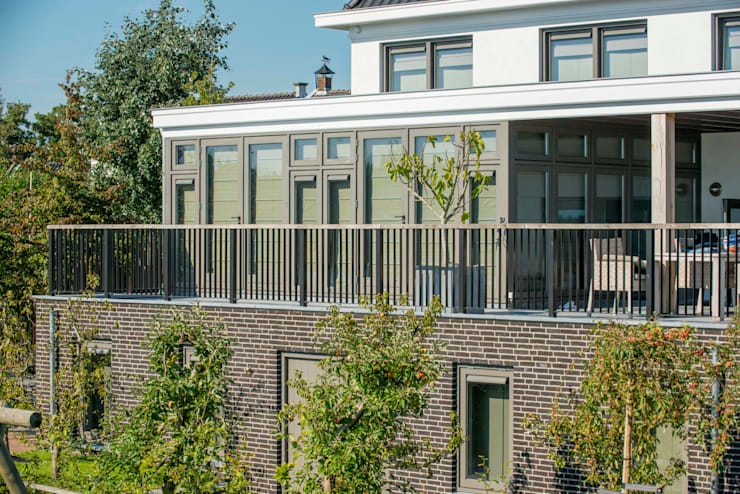 classic Houses by Brand BBA I BBA Architecten